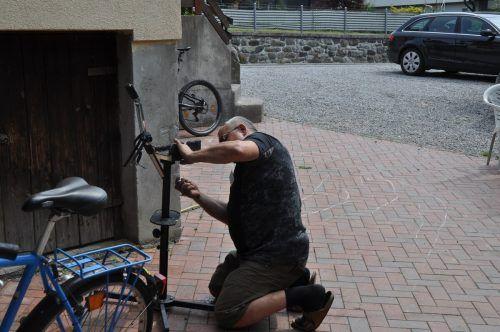 Fahrräder, Elektrogeräte und Messer können wieder auf Vordermann gebracht werden. Gemeinde
