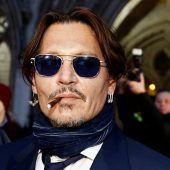 Beistand für Johnny Depp