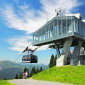 Vorarlberger Weg für ein Öffnen der Seilbahnen liegt in Wien auf dem Tisch. A5