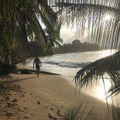 Raphael Fritz aus Fußach. Costa Rica