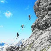 Erlebnis am Berg