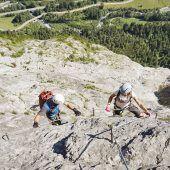 Brazer Klettersteig wieder offen