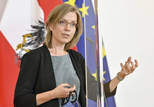 Gewessler ortet eine deutliche Verbesserung für Menschen in Vorarlberg. APA