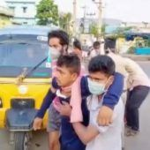 Mehrere Tote bei Gasaustritt in indischer Chemiefabrik
