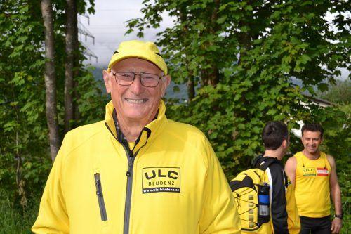 Edwin Dobler liebt die Herausforderung bei sportlichen Wettkämpfen. bi