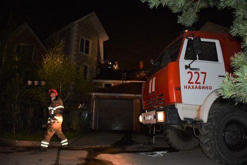 In dem Anwesen sollen 29 Patienten untergebracht gewesen sein. AFP