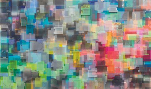 In der Ausstellung sind unter anderem Werke von Tina Haase zu sehen. galerie