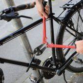 Vorarlberg gegen den Trend bei Raddiebstählen