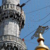 Moscheelautsprecher gehackt – Bella Ciao statt Gebetsruf