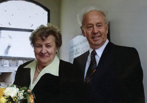 Martha und Anton Hagspiel halten eisern zusammen.