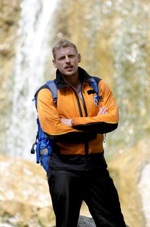 """Martin Gruber ist dem Fernsehpublikum vor allem als früherer Hauptdarsteller in der ZDF-Serie """"Die Bergretter"""" bekannt. ZDF/Thomas R. Schumann"""