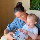 Überraschungsvideo zum ersten Geburtstag