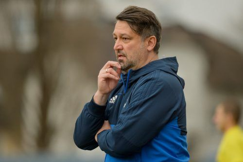 Michael Pelko übernimmt das Traineramt bei SW Bregenz.VN-Stiplovsek