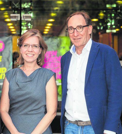 """Ministerin Gewessler: """"In Vorarlberg hat Johannes Rauch etwa mit dem internationalen Symposium ,natur vielfalt bauen' bereits 2018 einen wichtigen Impuls gesetzt."""""""