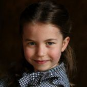 Prinzessin Charlotte feierte ihren fünften Geburtstag