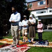 Ramadan geht ohne Besuche zu Ende