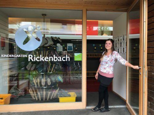 Nach der erzwungenen wochenlangen Pause fiebern Denise Schwarz und ihre Kolleginnen dem regulären Kindergartenbetrieb entgegen.vn/mm