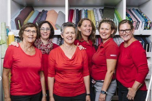 Neben dem sozialen Engagement legt BEST.OFF auch großen Wert auf eine hohe Qualität der Produkte. Hier das Team in Lauterach. Lisa Mathis