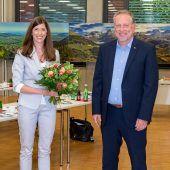AK-Parlament wählte mit Jessica Lutz neue Vizepräsidentin