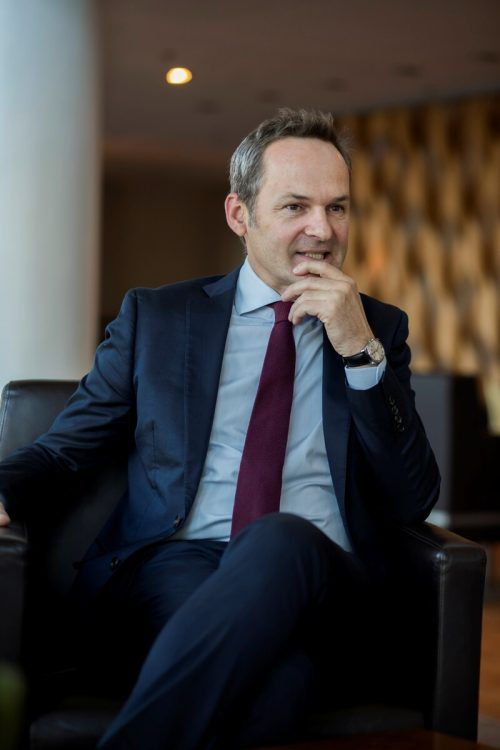 Franz Schellhorn drängt auf Einsparungen in der Verwaltung. VN/Paulitsch