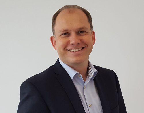 Peter Neier (45) für dieÖVP Nüziders.