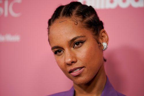 Sängerin Alicia Keys fordert mit Jay-Z und weiteren Musikern ein entschiedenes Vorgehen im Fall Ahmaud Arbery. Reuters