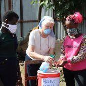 Coronavirus und Hunger bedrohen Slumbewohner in Nairobi
