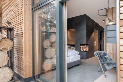 Die Zimmer und Suiten des Hotels Mondschein in Stuben am Arlberg warten seit Monaten auf Gäste. mondschein