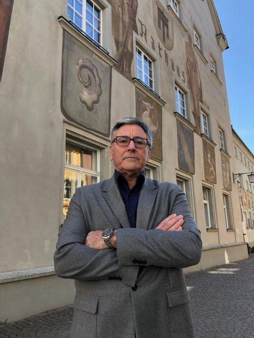 Wolfgang Matt wird in der VP bereits jetzt nicht mehr als Fixstarter für die Gemeindewahl 2025 gehandelt.VN