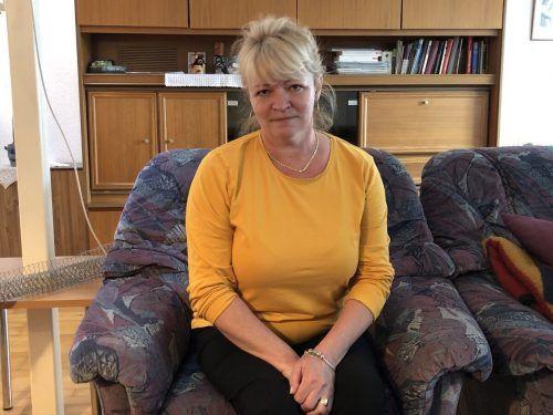 Tatiana hat nicht leichte Zeiten hinter sich. Die slowakische Pflegerin hofft wie so viele auf ein Ende des Coronaalbtraums.VN/Hämmerle