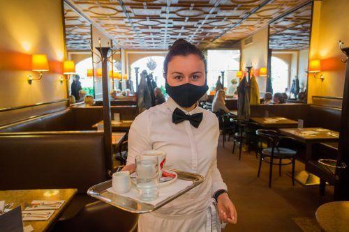 Österreichweit wird über die Gästeregistrierungin der Gastronomie diskutiert. In Vorarlberg ist eine digitale Lösung in Arbeit.VN/STeurer