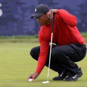 Golf-Stars gegen NFL-Starquarterbacks