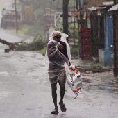 Millionen fliehen vor Zyklon