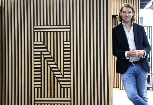 Valentin Stalf ist Mitbegründer der Smartphone-Bank N26. APA