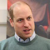 Dianas Unfalltod bleibt für Prinz William Trauma