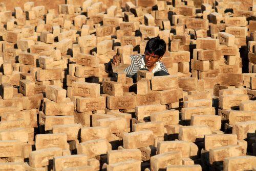 72 Millionen der Kinder arbeiten unter besonders schweren Bedingungen. dpa