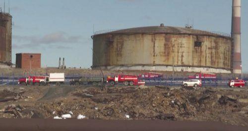 Aus einem Leck in einem Kraftwerk sind 20.000 Tonnen Diesel ausgelaufen. AP