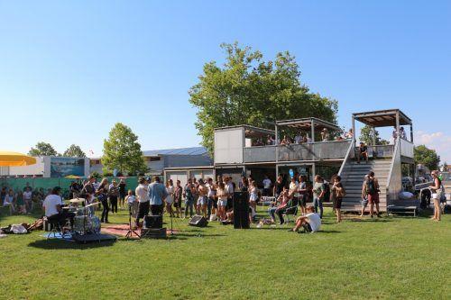 Begegnungen sind ein wertvolles Mittel, daher wird in Lustenau mit verschiedenen Veranstaltungen über Identifizierung und Vorbilder nachgedacht.