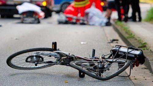 Bei den E-Bikes wird oft die Geschwindigkeit und in weiterer Folge auch der Anhalte- und Bremsweg unterschätzt. dpa