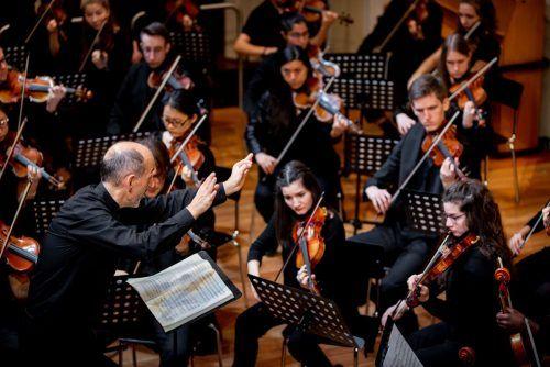 Das aktuelle Angebot für Musikstudenten bleibt, das Konservatorium forciert nun Hochschulpläne. LK