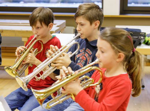 Bis 10. Juli kann man sich noch bei der Musikschule Brandnertal anmelden.musikschule