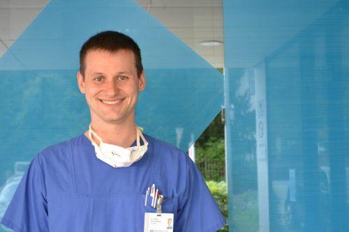 Christian Heuschneider ist aus Berufung Arzt und Musiker aus Leidenschaft. BI