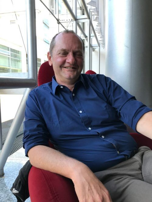 Christoph Gassner freut sich auf die neue Herausforderung. vn/mm