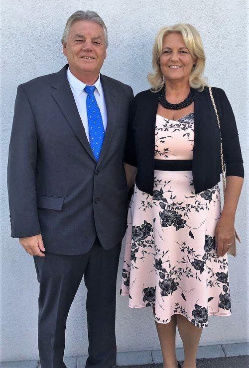 Das Ehepaar blickt auf arbeitsreiche und glückliche Jahre zurück.