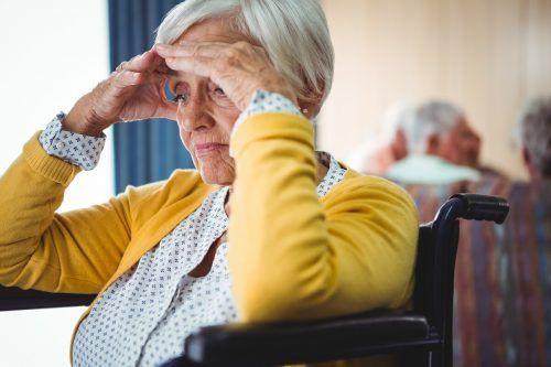 """Das Forschungsprojekt """"Great"""" zielt darauf ab, ältere Menschen mit Demenz über die Gefühlsebene auf eine neue bzw. wechselnde Handlung vorzubereiten.adobe"""