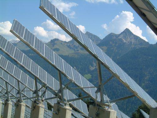 Das Walsertal nimmt energietechnisch eine Vorreiterrolle ein. vn