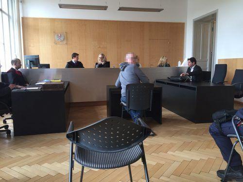 Der Angeklagte schien sich des Ernsts der Lage vor Gericht nicht wirklich bewusst gewesen zu sein. vn/GS