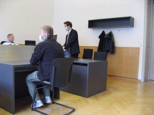 Der Betroffene zeigte sich vor Gericht überaus geständig. eckert