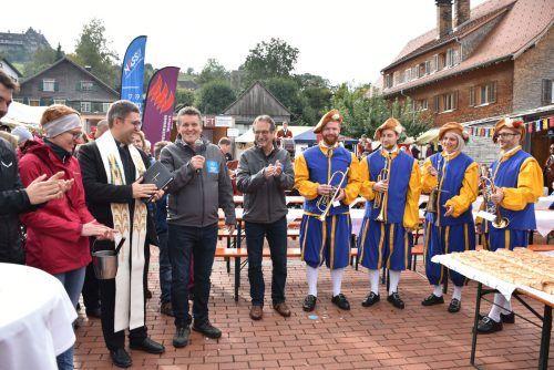 Der Herbstmarkt in Wolfurt ist immer ein Besuchermagnet. Solche Großveranstaltungen können heuer jedoch leider nicht stattfinden. hapf