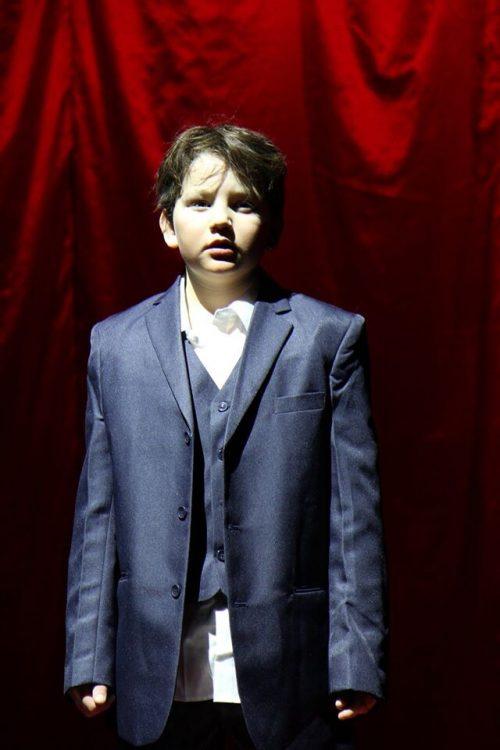 Der knapp 12-jährige Taiyo Marquez Suitner ist ein Multitalent. Privat